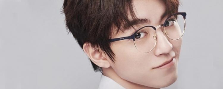 王俊凯成为BOLON眼镜品牌代言人!